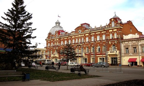 The Association of Siberian and Far Eastern Cities Held a Conference in the City of Tomsk