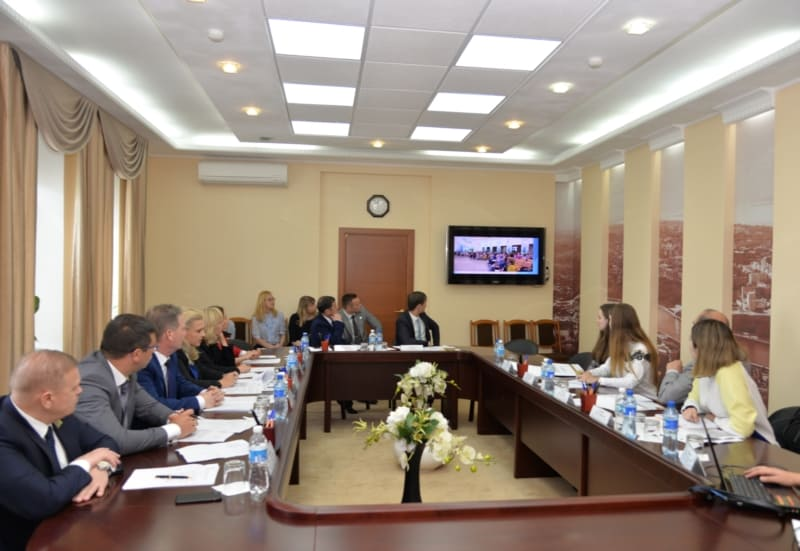 Preparation for Eurasia Local Governments Congress was Discussed in the City of Cheboksary