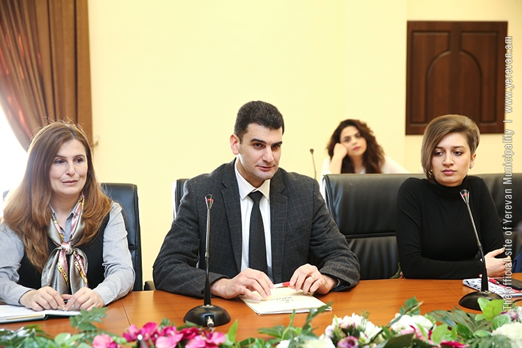 Transport, waste removal, urban development: Yerevan and Ile-de-France to develop the cooperation