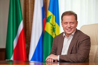 Mayor of Nizhnekamsk Described the Plans for the Coming Years