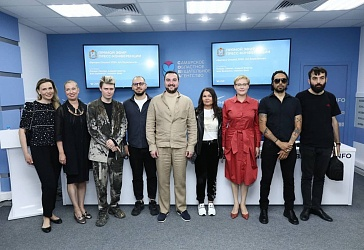 International Street Art Project Was Launched In Samara