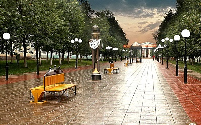 UCLG-Eurasia members from the Republic of Tatarstan got grants to develop urban spaces