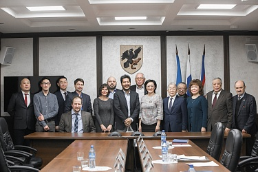 UN-Habitat has Visited Yakutsk