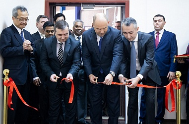 The First Consulate General of Uzbekistan Opened in the Far Eastern Vladivostok