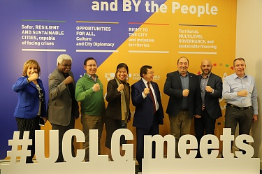 UCLG Retreat&Campus: Plans for 2019