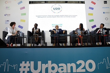 Urban 20 Summit: Outcomes