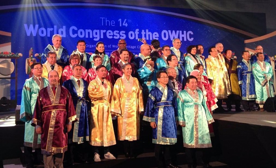 The 14th World Congress of the OWHC Took Place in Gyeongju