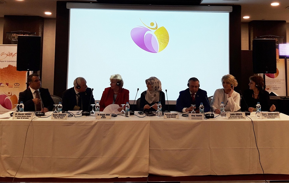 OWHC Conference on Heritage took place in Safranbolu