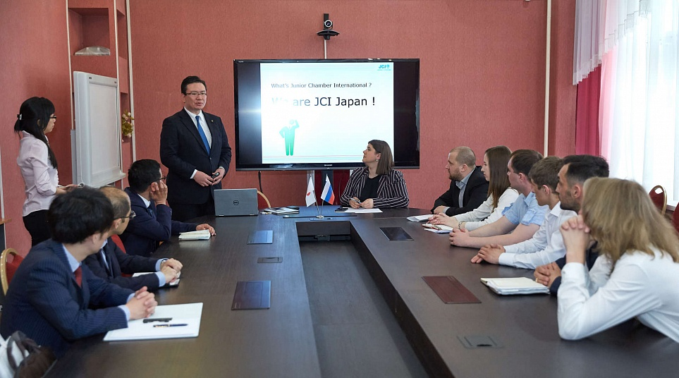 The Young Generation of the City of Sakhalin and Japan Discussed the Possibilities for Cooperation