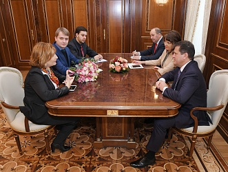 Secretary General of UCLG has Visited Kazan