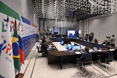 Sister Cities of BRICS Countries Discussed the SDGs Implementation