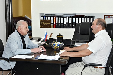 Secretary General of UCLG-Eurasia Visited the Southern Cities of Russia