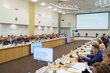 UCLG-Eurasia in Preparations of the Voluntary National Review on the SDGs