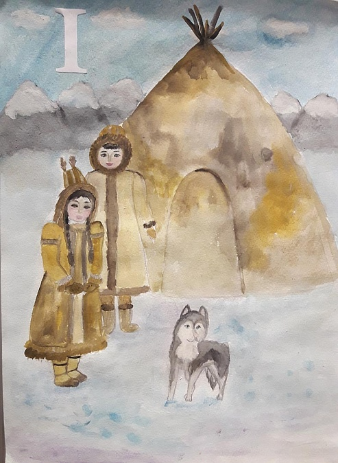 The contest of children drawings on the theme of heritage successfully finished