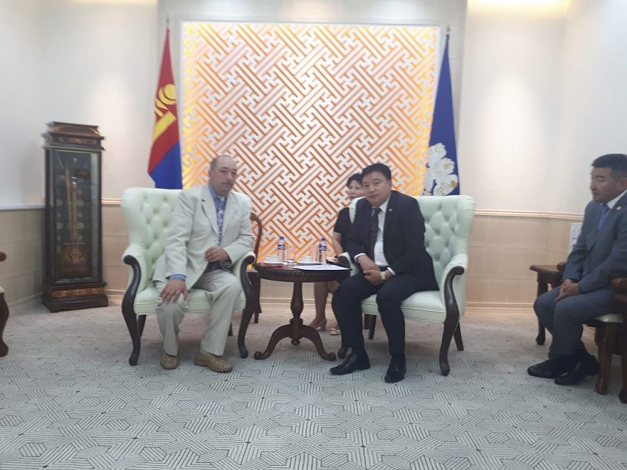Asian Leaders Met in Ulaanbaatar at the UN Conference