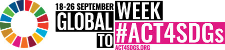Global Week to #Act4SDGs