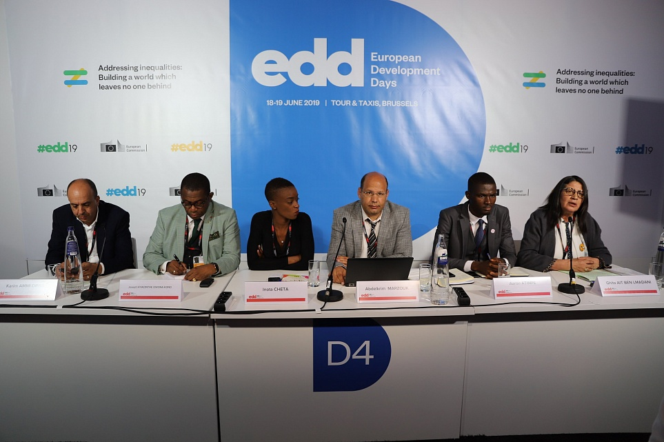 Local and regional action to reduce inequalities at #EDD19