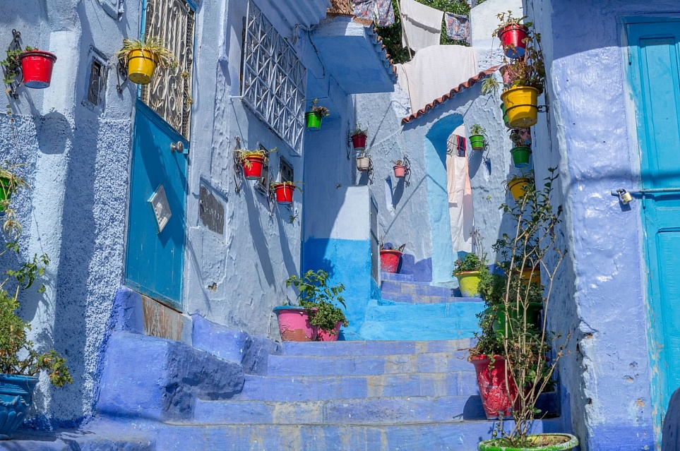 The 1st World Forum of Intermediary Cities will Take Place in Chefchaouen
